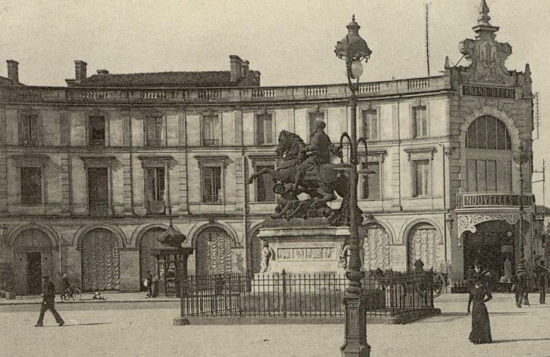 Shopping à Cognac au 19e siècle à Cognac - 0