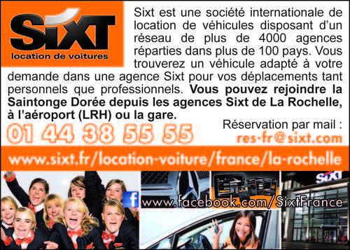 SIXT LOCATION à LA ROCHELLE - 0
