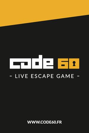 CODE 60 – LIVE ESCAPE GAME à GOND PONTOUVRE - 0
