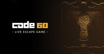CODE 60 – LIVE ESCAPE GAME à GOND PONTOUVRE - 1