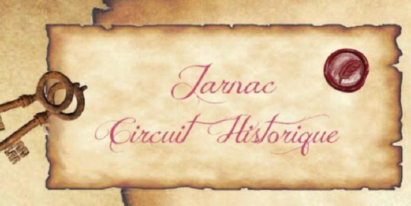 JARNAC, CIRCUIT HISTORIQUE à JARNAC - 0