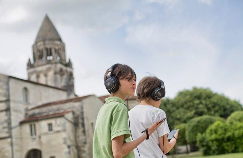 ABBAYE AUX DAMES, LA CITÉ MUSICALE à SAINTES - 2
