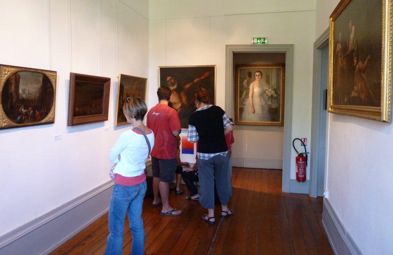 MUSÉE D'ART ET D'HISTOIRE à COGNAC - 9