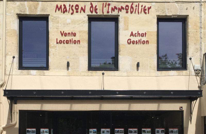 MAISON DE L'IMMOBILIER à COGNAC - 0