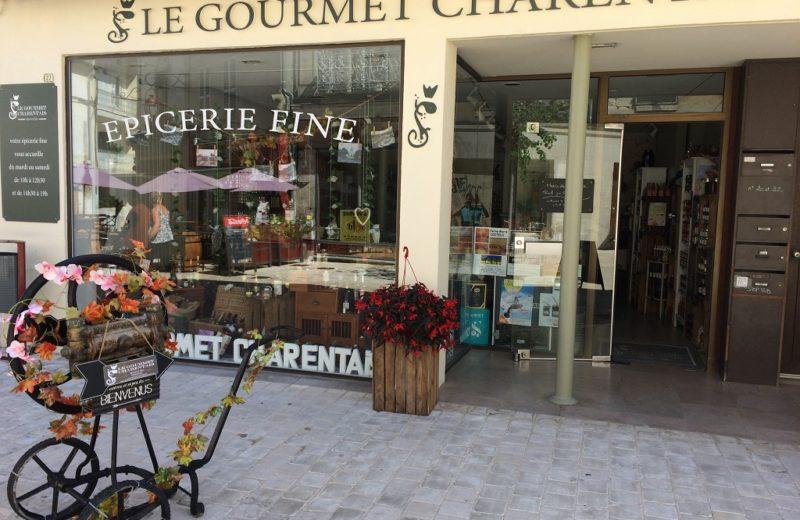 LE GOURMET CHARENTAIS à COGNAC - 0