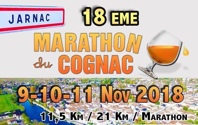 MARATHON DU COGNAC à JARNAC - 0