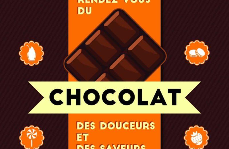 SALON DU CHOCOLAT à COGNAC - 1