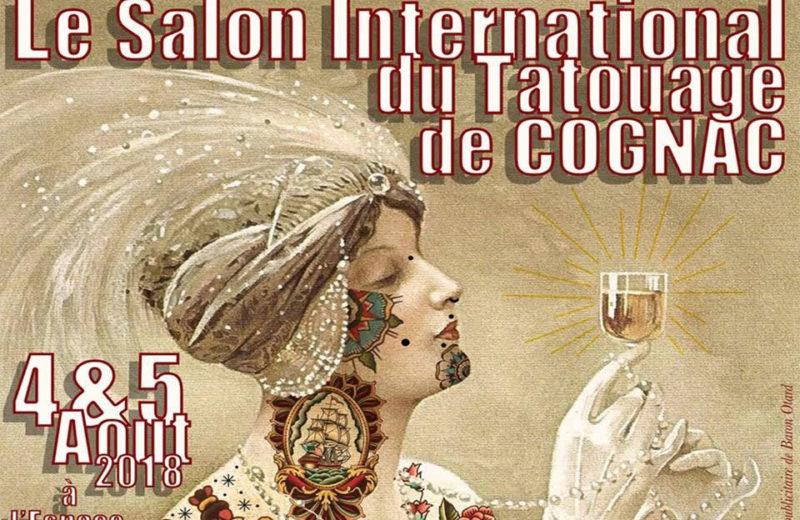 SALON INTERNATIONAL DU TATOUAGE à COGNAC - 0